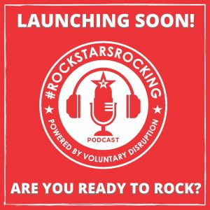 Welcome to the #RockstarsRocking Podcast