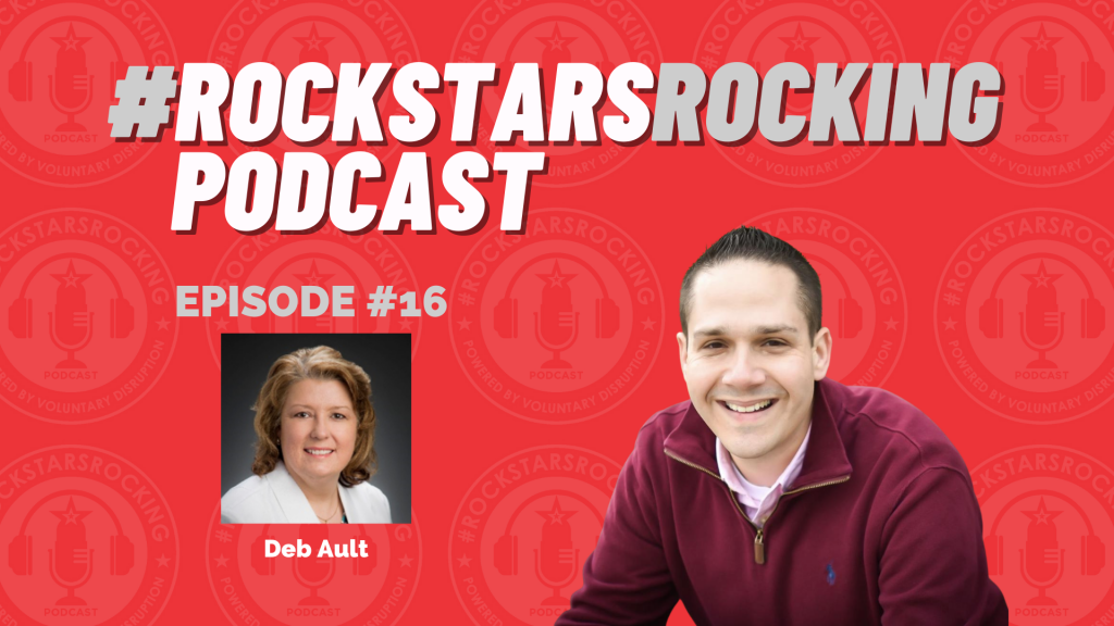 Bootstrapping her Business from an 8x10 Bedroom with Deb Ault