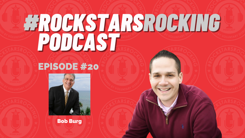 Go-Giver's Are Infinitely More Successful with Bob Burg
