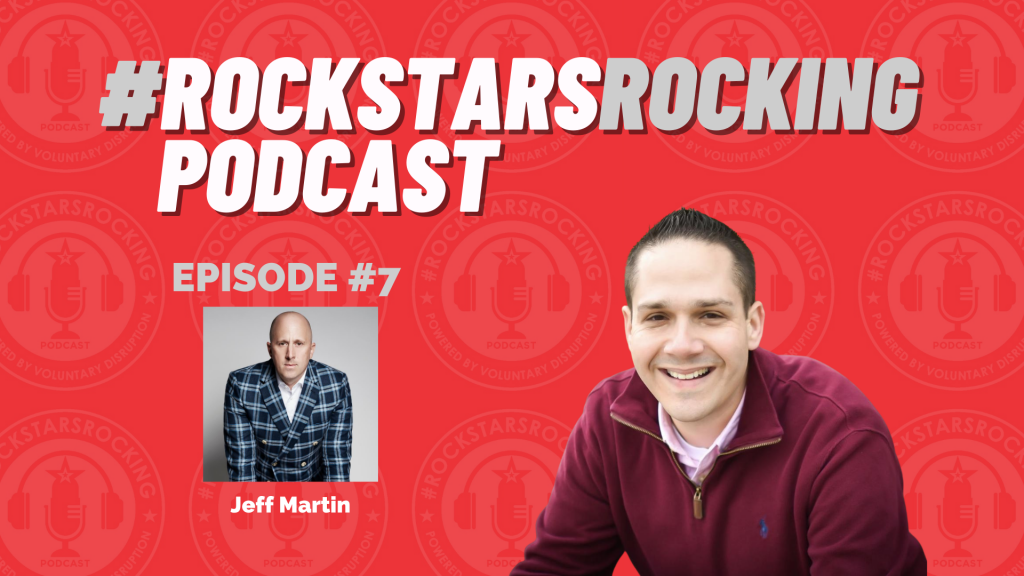 'Beat The Interview' or 'Sell The Dream' with Celebrity Recruiter Jeff Martin