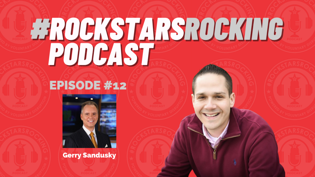 Selling on Camera with Gerry Sandusky