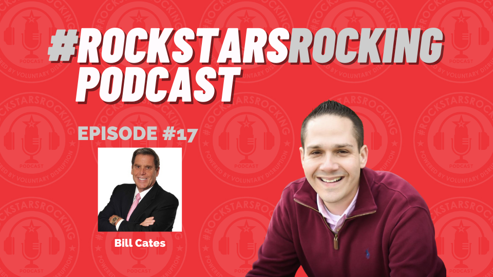 Prospecting With Borrowed Trust with Bill Cates