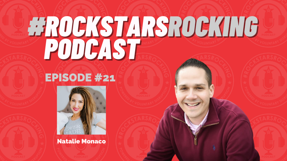 Necessity is the Mother of Invention with Natalie Monaco