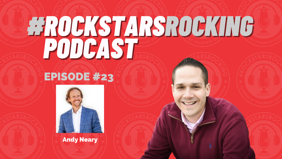 The Road to Pro Baseball and Entrepreneurship with Andy Neary