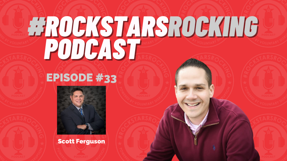 "Military Transitioning and Mental Hygiene with Scott ""Fergie"" Ferguson"