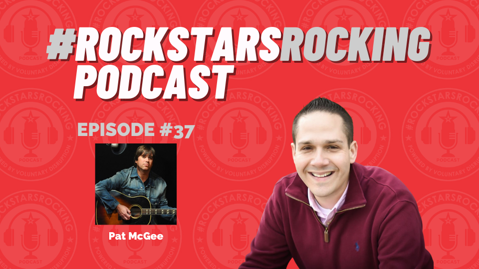 The Business of Rock 'n' Roll with Pat McGee