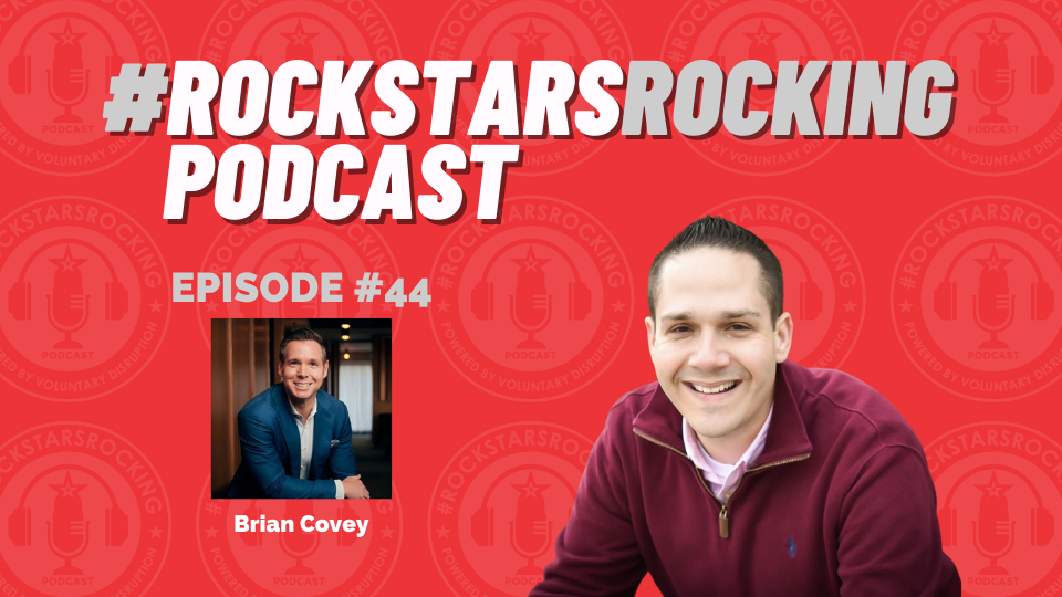 Lessons From The Soccer Pitch with Brian Covey
